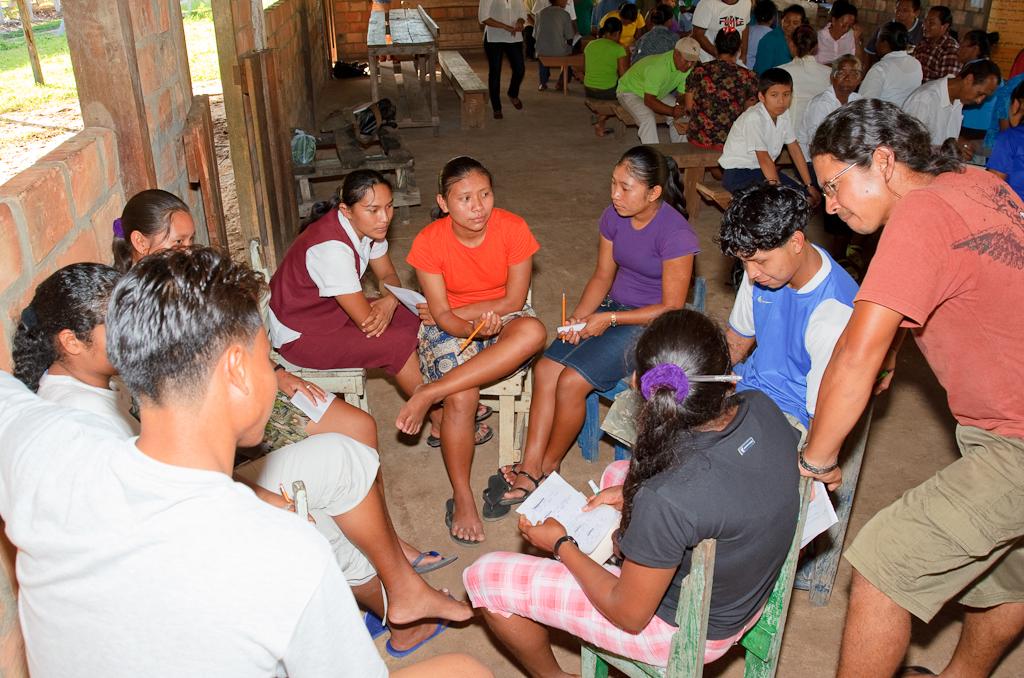 Community Development Plan discussion group