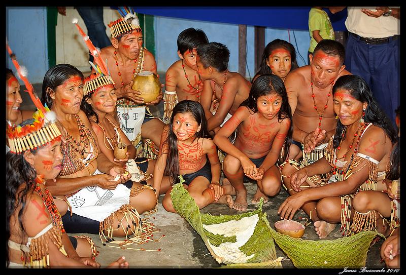 Warawap (family feast)