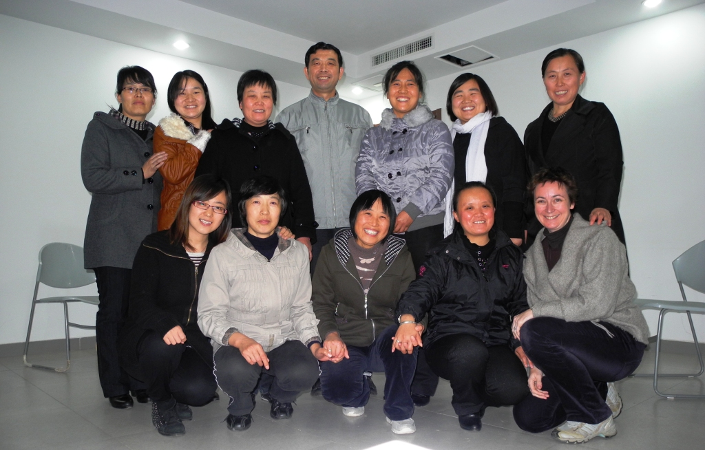 Retreat guiding in the Far East